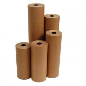 rollos papel kraft
